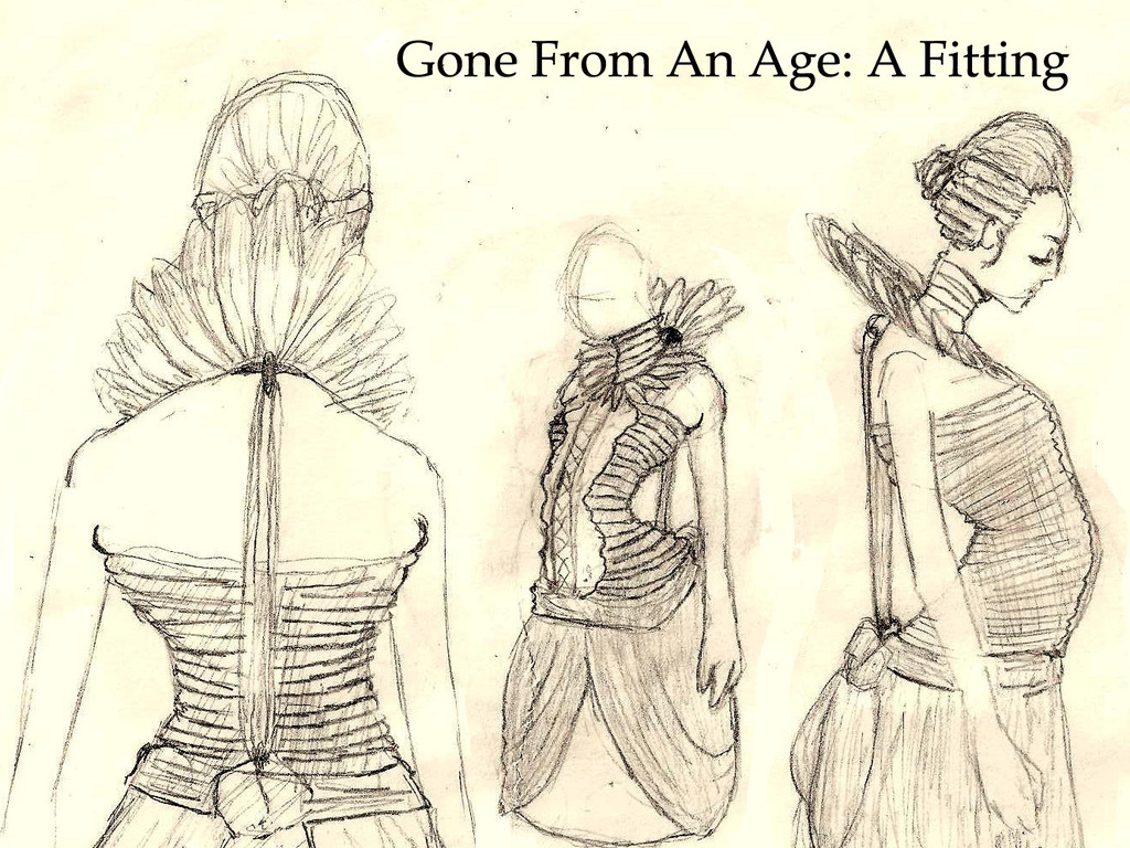 Gone From an Age: A Fitting's video poster