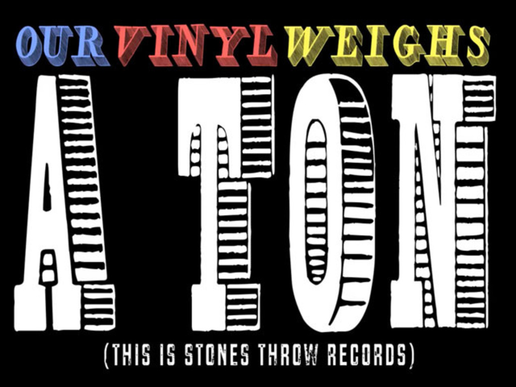 Our Vinyl Weighs A Ton (This Is Stones Throw Records)'s video poster