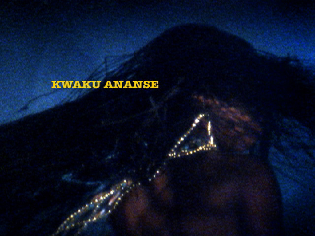 Kwaku Ananse - A fable, a funeral and a spider coffin's video poster