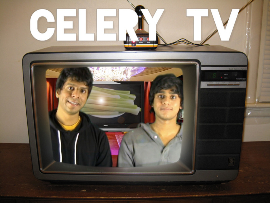 Celery TV: A Sketch Comedy Web Series's video poster