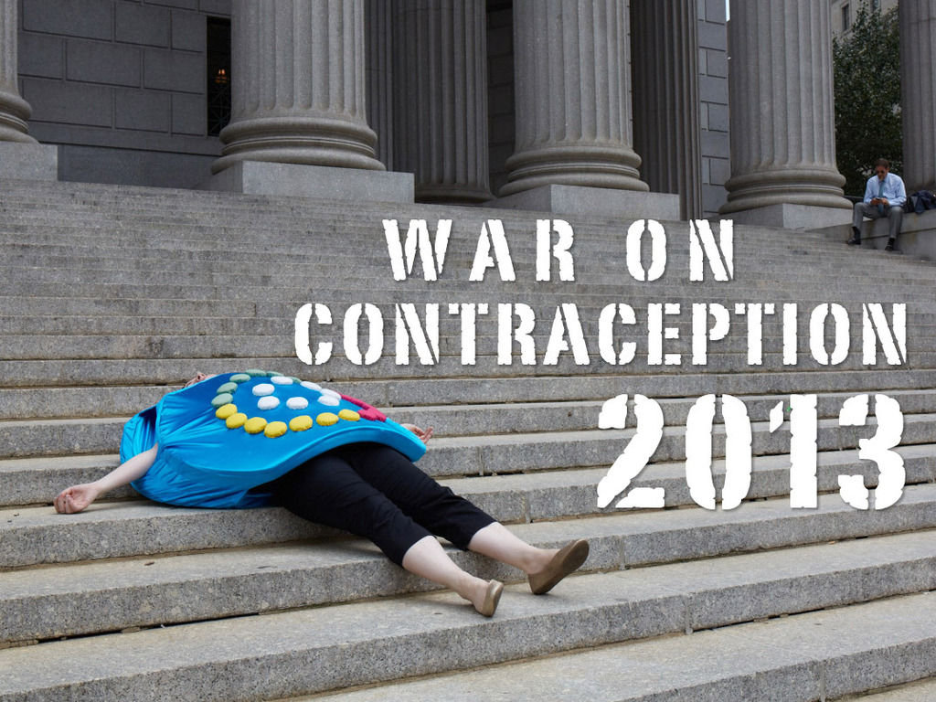 War on Contraception 2013 Calendar's video poster