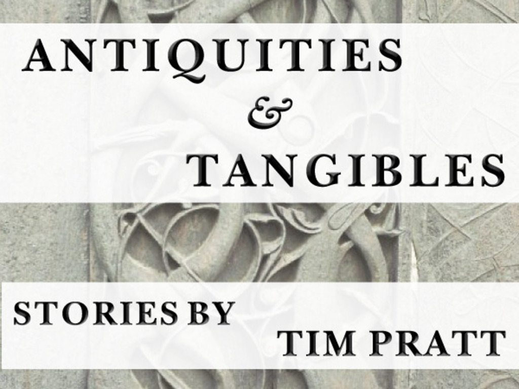 Antiquities and Tangibles: A Short Fiction Collection's video poster