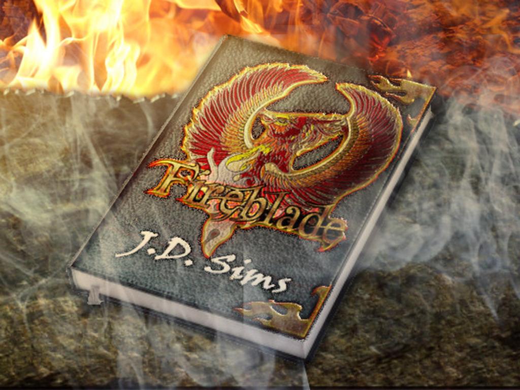 Fireblade: The Fireblade Chronicles Book 1's video poster