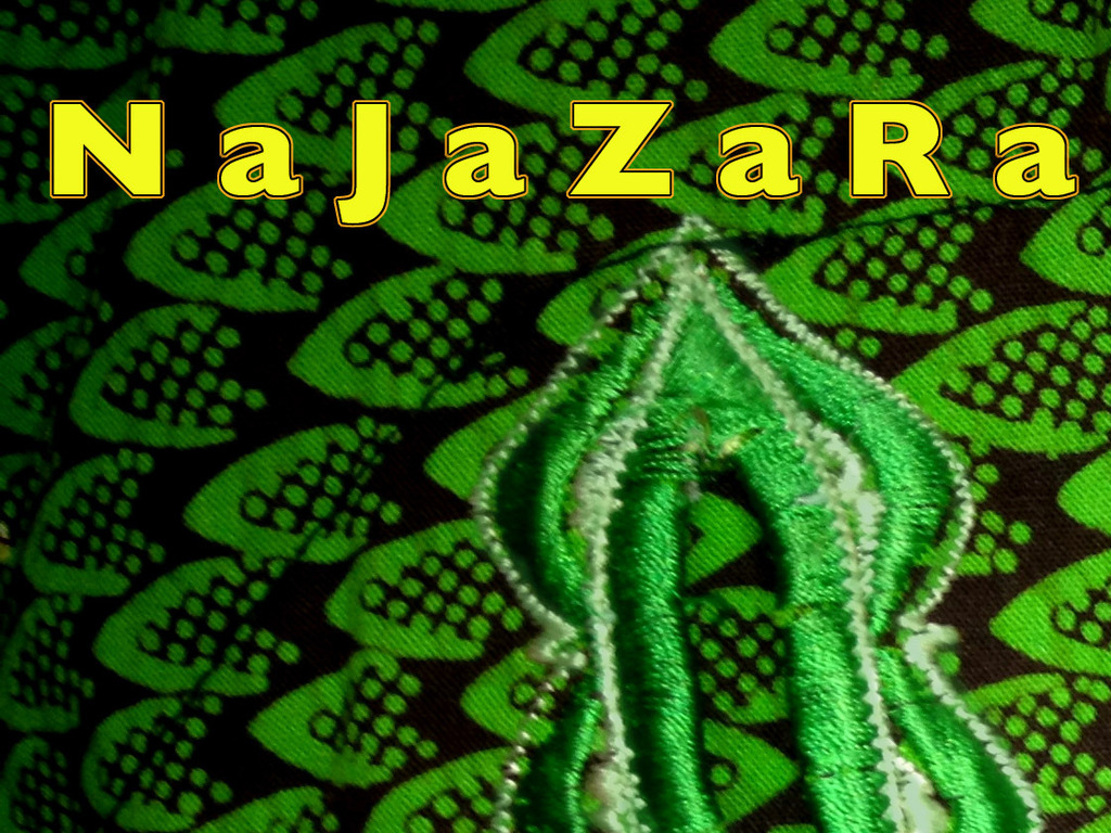 Najazara:  - A Fusion of Jazz and African Drumming's video poster