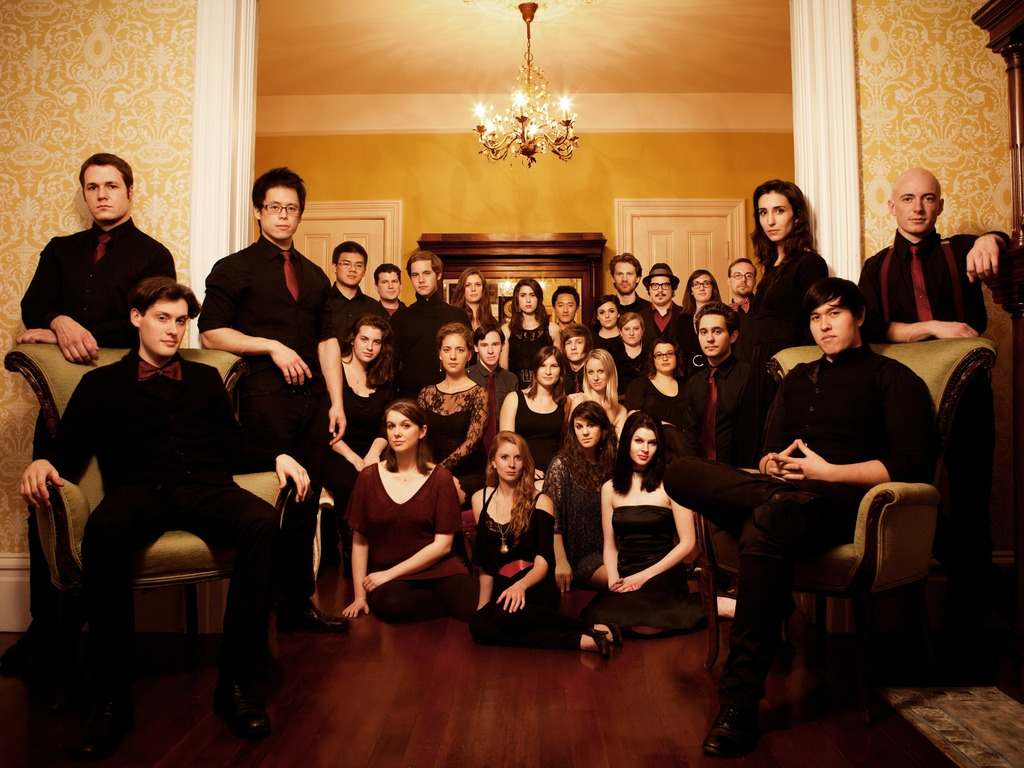 The Family Crest's New Album: Beneath the Brine's video poster
