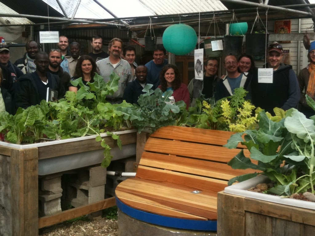 Growing Food, Growing Minds - Commercial Aquaponics's video poster