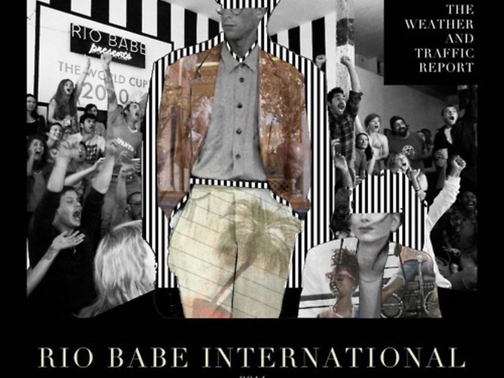 Rio Babe International @ Yerba Buena Center for The Arts !'s video poster