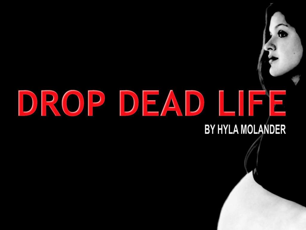 DROP DEAD LIFE: A PREGNANT WIDOW'S JOURNEY's video poster