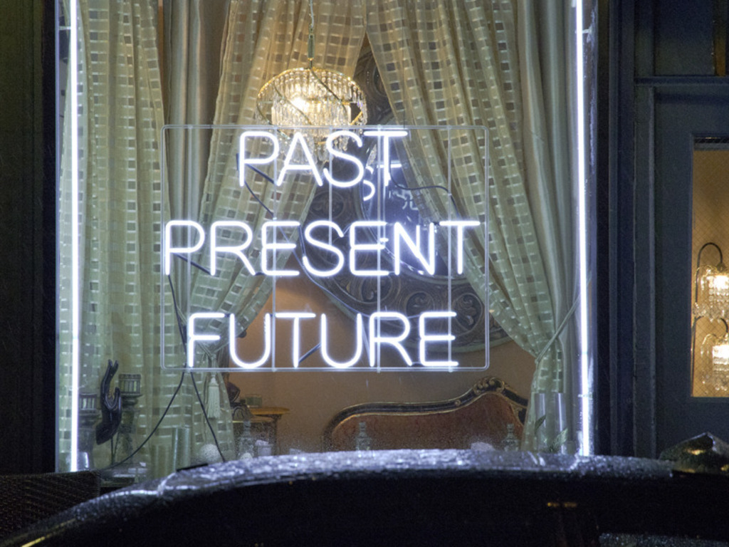 Past Present Future's video poster