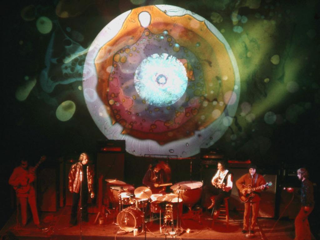 Joshua Light Show: Liquid Loops II's video poster