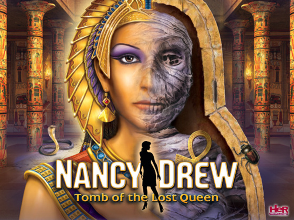 Nancy Drew: Help Us Keep Inspiring Girls Through Games!'s video poster