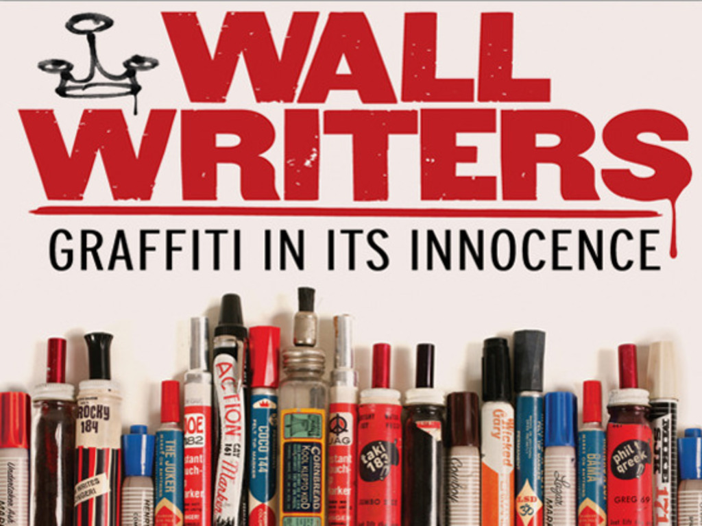 WALL WRITERS: GRAFFITI IN ITS INNOCENCE (Canceled)'s video poster