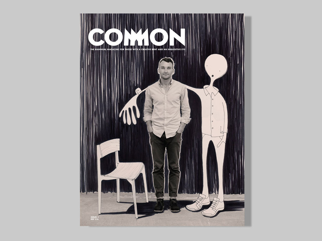 COMMON Magazine's video poster
