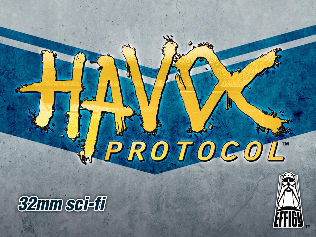 Effigy Miniatures - Havoc Protocol Sci-Fi Miniatures's video poster