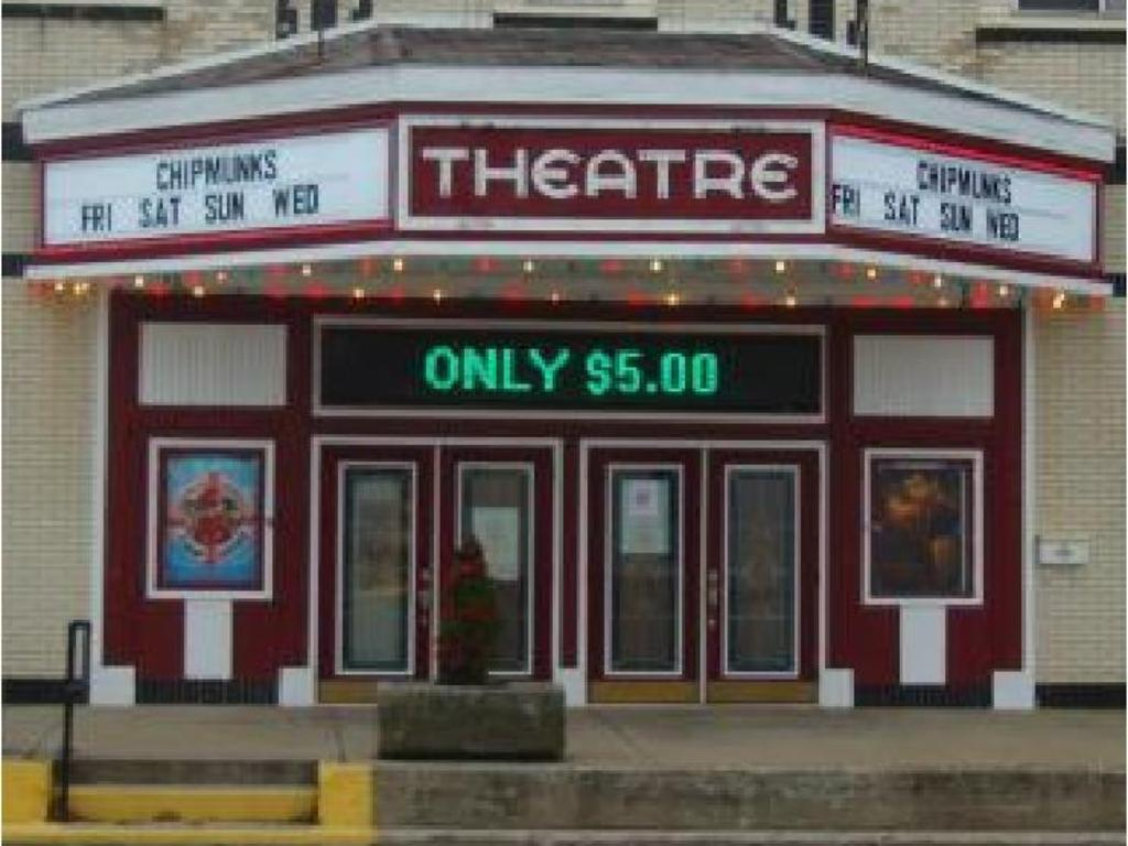 Save the Historic Onarga Theater from closing.'s video poster