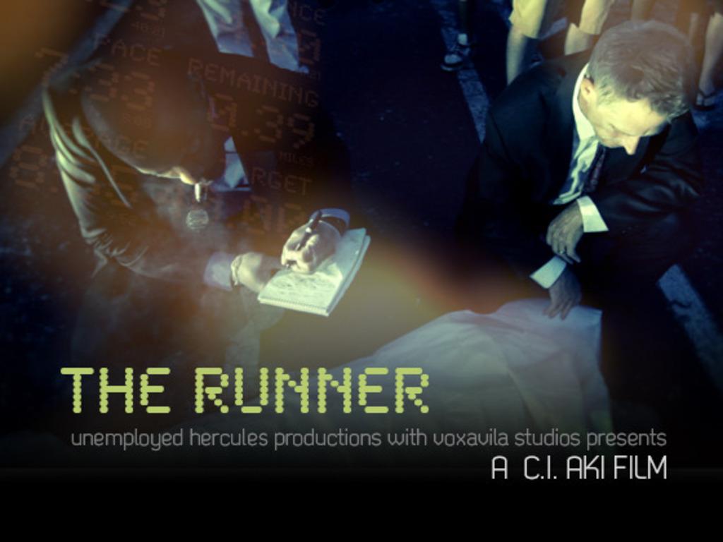 The Runner's video poster