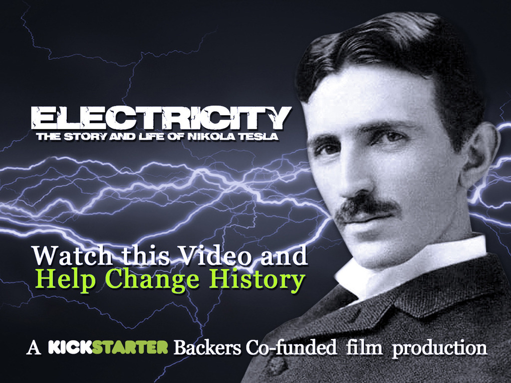 Electricity | The Life Story of NIKOLA TESLA's video poster