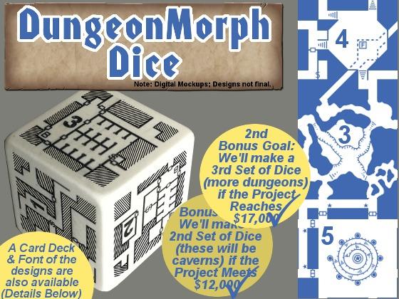 DungeonMorph Dice