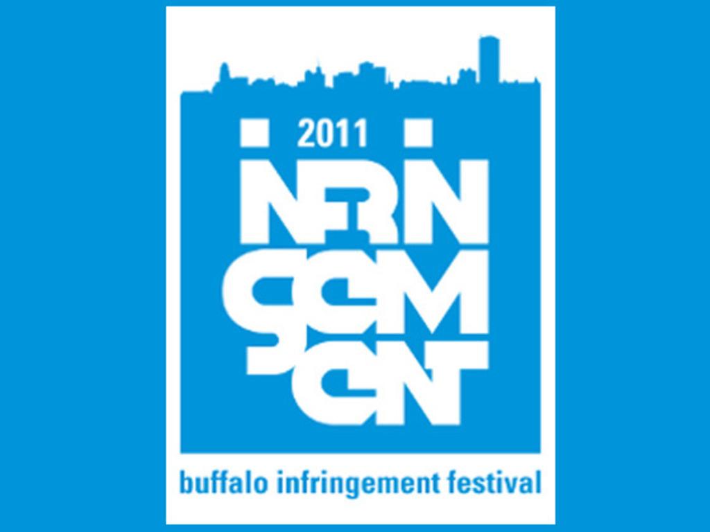 Buffalo Infringement Festival 2011's video poster