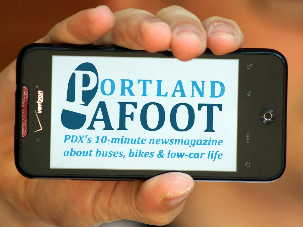 Portland Afoot: The App!'s video poster