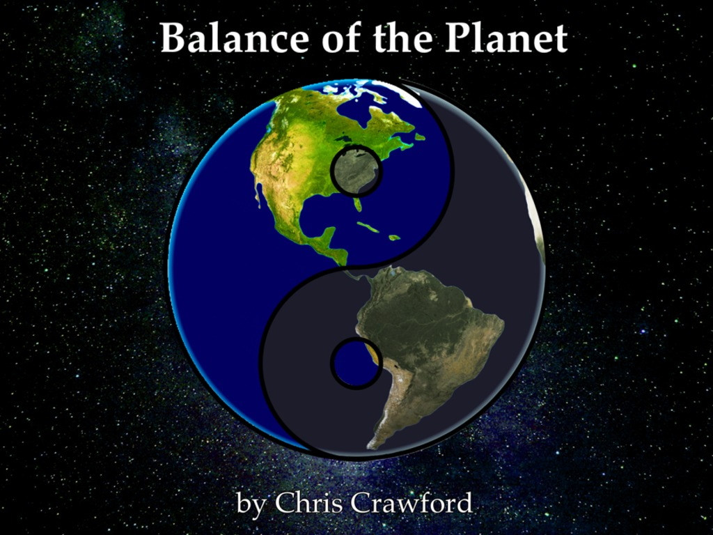 Balance of the Planet's video poster