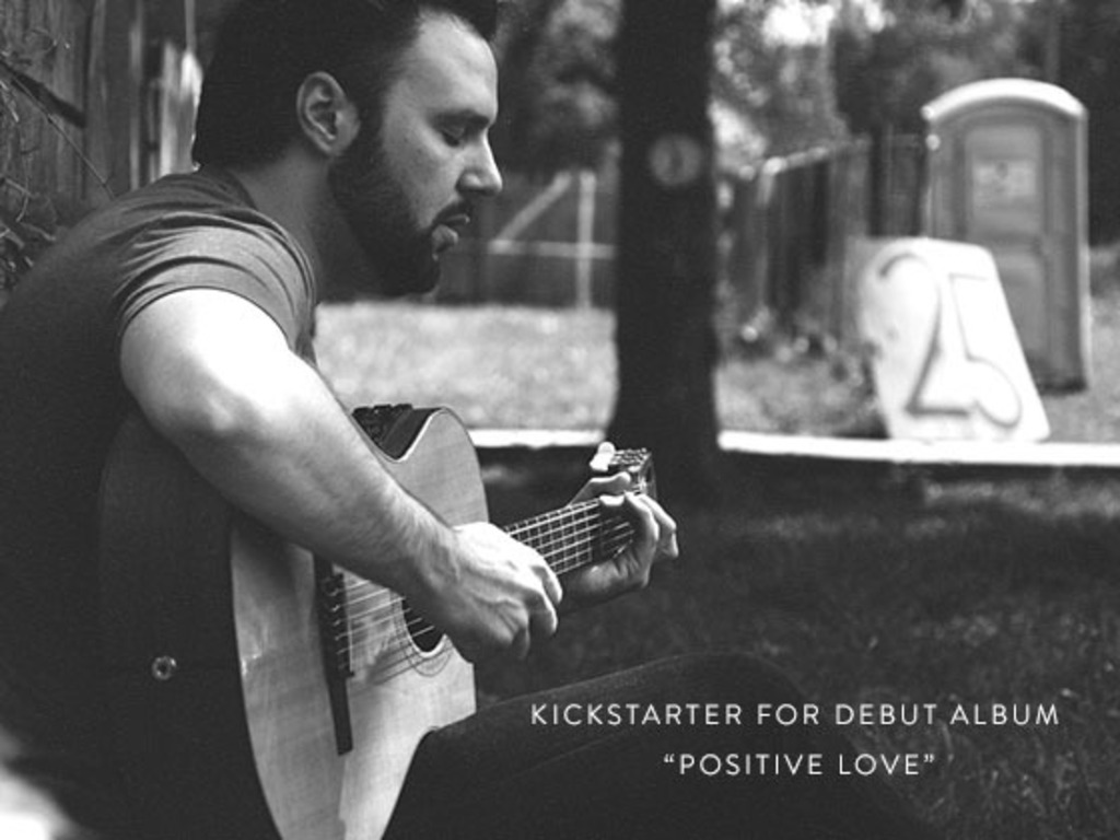 Greater Alexander - Debut Full Length Album: Positive Love's video poster