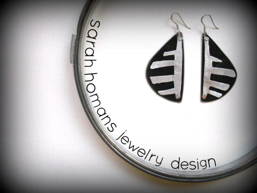Sarah Homans Jewelry: Old Metal. New Design.'s video poster