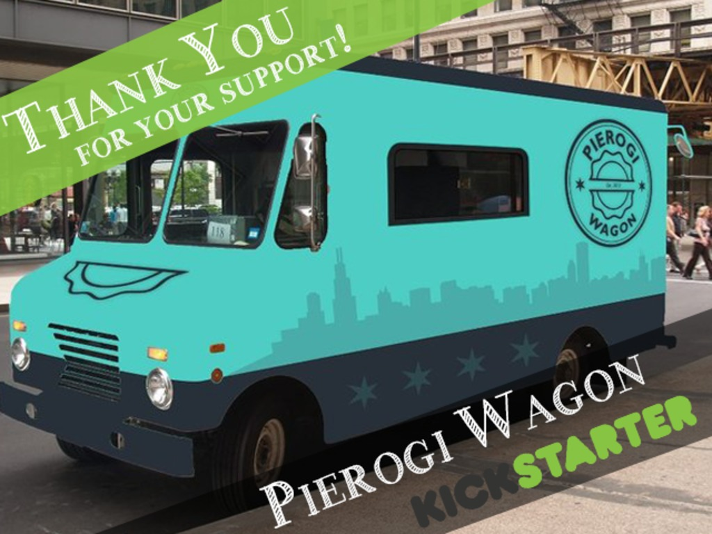 Chicago's Pierogi Wagon Food Truck's video poster