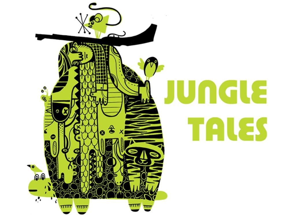 Jungle Tales- A translation of Quiroga's Cuentos de la Selva's video poster