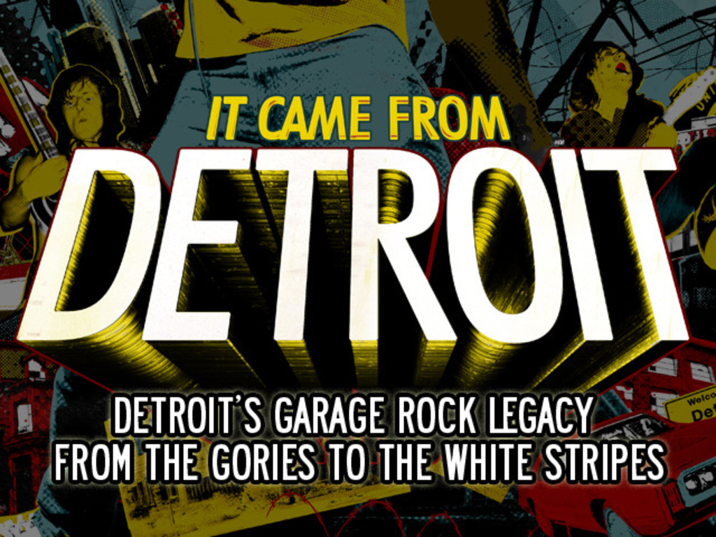 It Came From Detroit's video poster