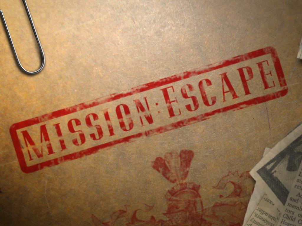 Mission:Escape - Transforming Routine Into Epic Adventure's video poster