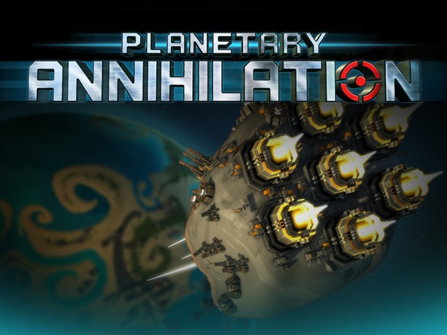 Planetary Annihilation (PC) 2014