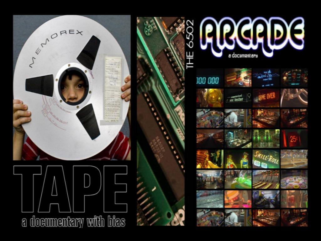 The Jason Scott Documentary Three Pack's video poster