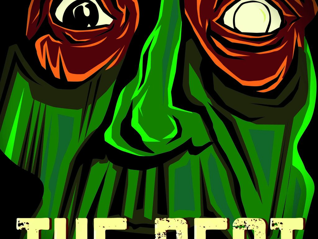 """""""The Beat"""" an adaptation of """"Tell Tale Heart""""'s video poster"""