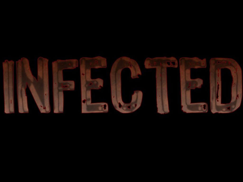 """""""INFECTED"""" Pilot's video poster"""