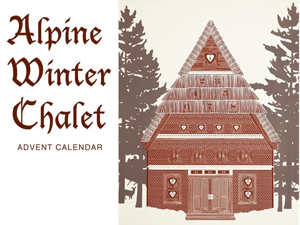 Letterpress Advent Calendar's video poster