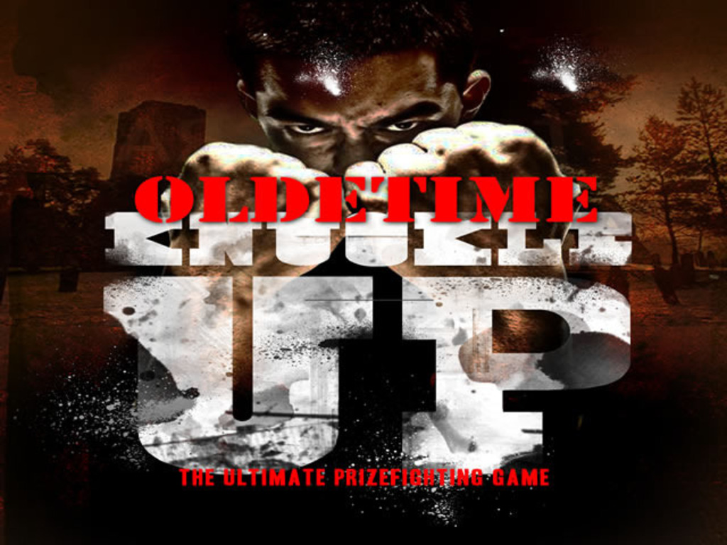 Oldetime Knuckle Up Boxing Game & Puncher's Mark's video poster