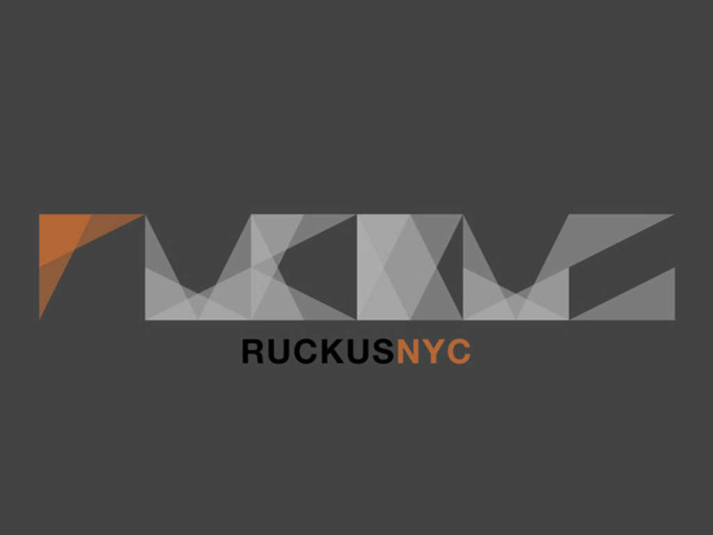 RUCKUS NYC: A Conference & Concert on Art & the Web's video poster
