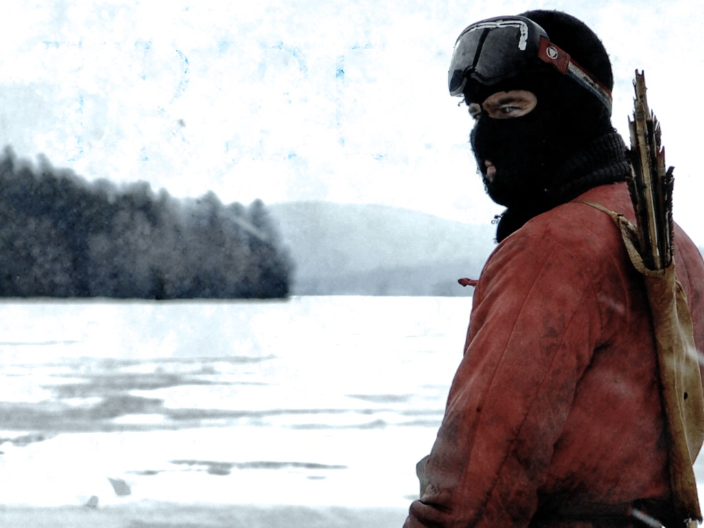 Tribe: A Winter Apocalypse's video poster