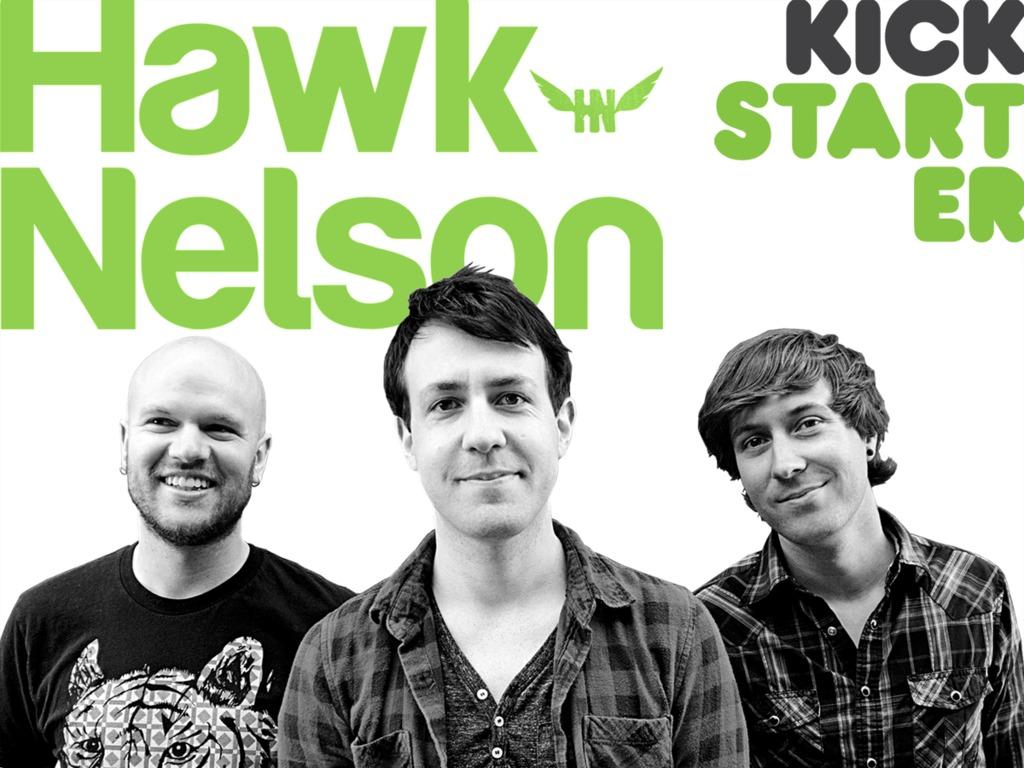 Kickin' Hawk Nelson's video poster