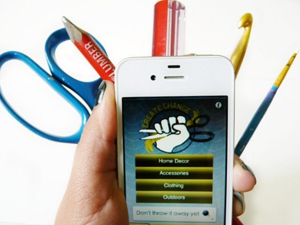 Create Change App: Changing The Way We Consume + Create's video poster