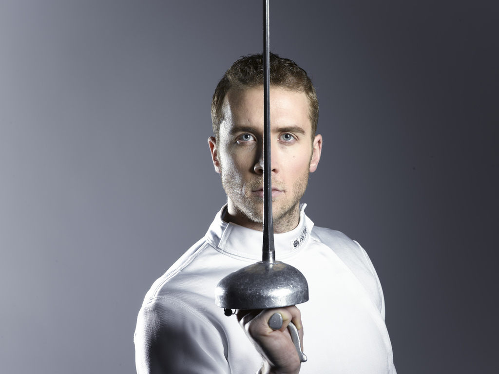 Behind the Mask: Photographing the US Olympic Fencers's video poster
