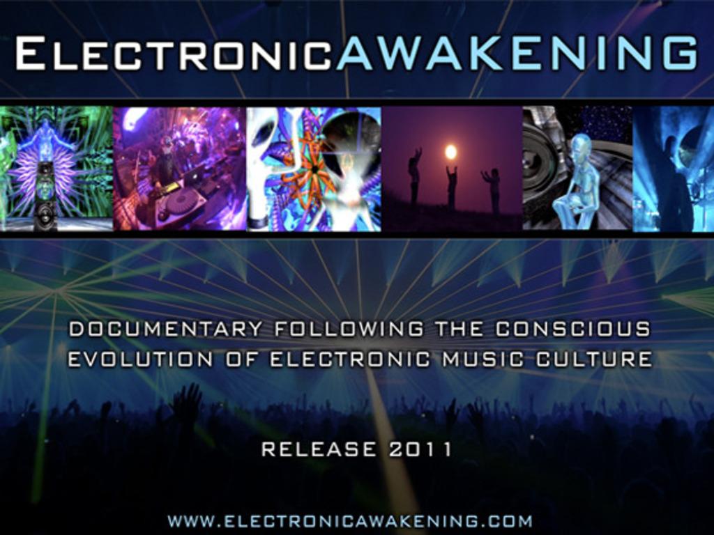 Electronic Awakening's video poster