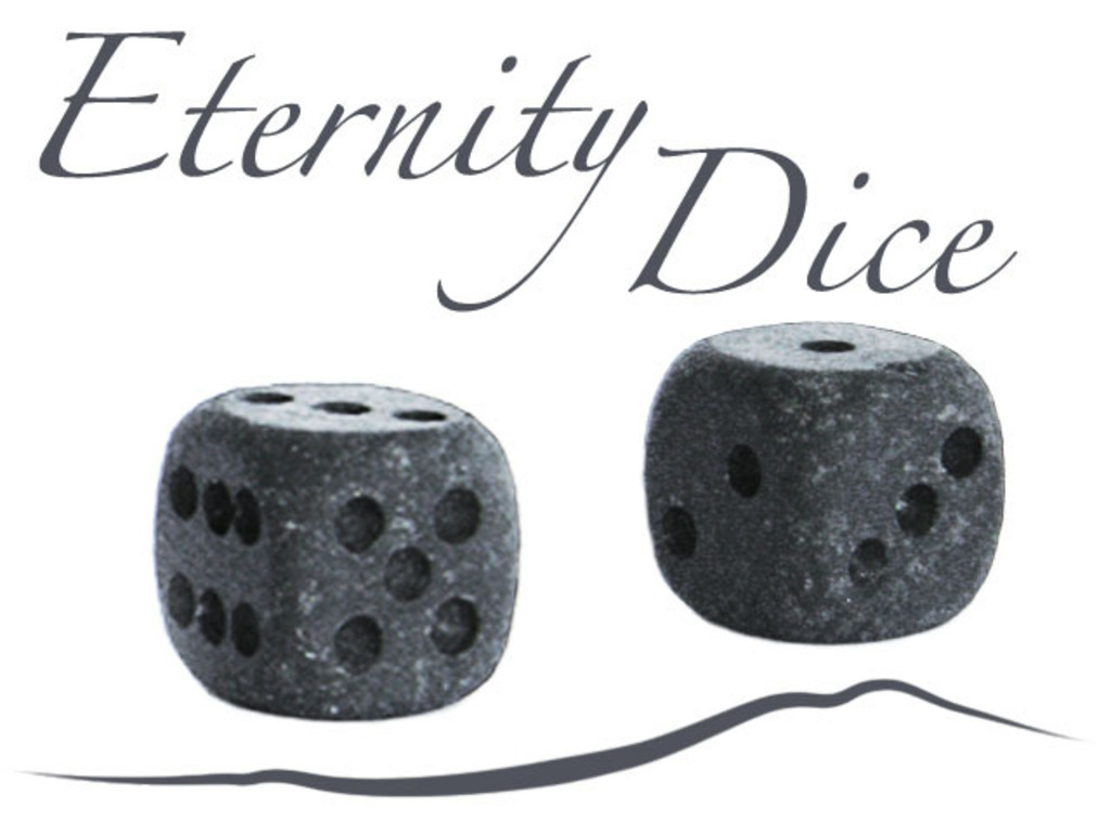 Eternity Dice: forged from lava's video poster