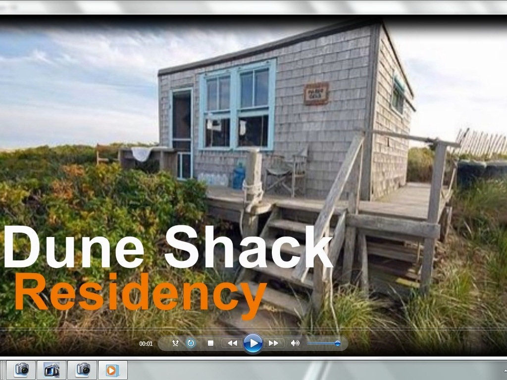"""Living in a Dune Shack........""""OFF the GRID!!!""""'s video poster"""