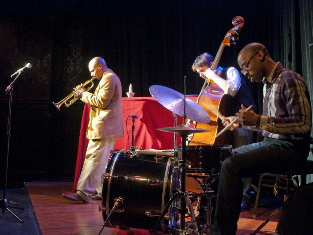 Jazz in the Neighborhood's video poster