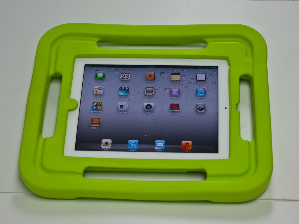 iKid a Shock Absorbing Foam ipad Case and Gaming Console's video poster