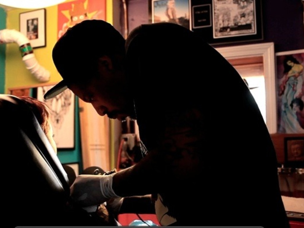 Color Outside The Lines: A Tattoo Documentary's video poster