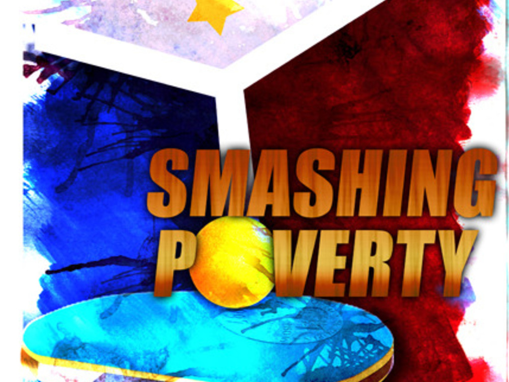 """Smashing Poverty""'s video poster"