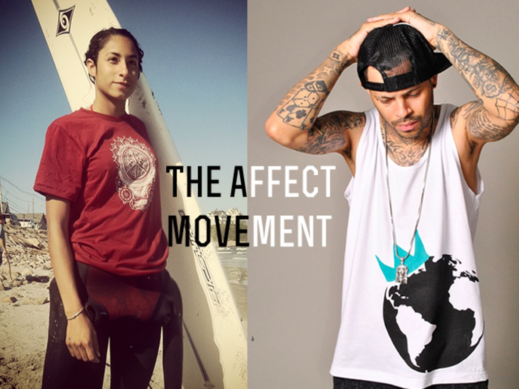 The Affect Movement Clothing's video poster